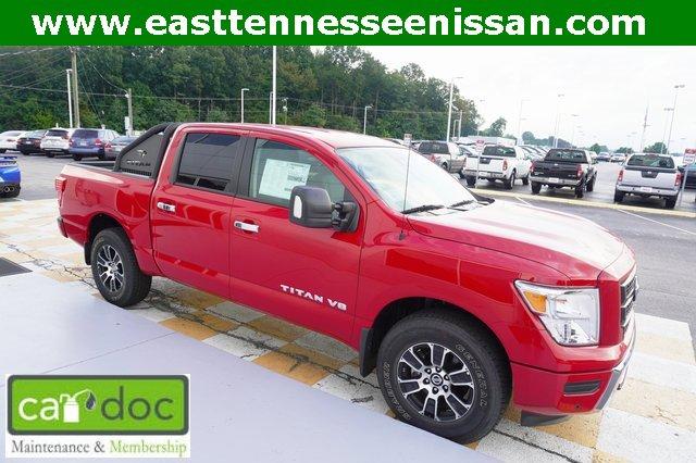 2020 Nissan Titan in Morristown TN