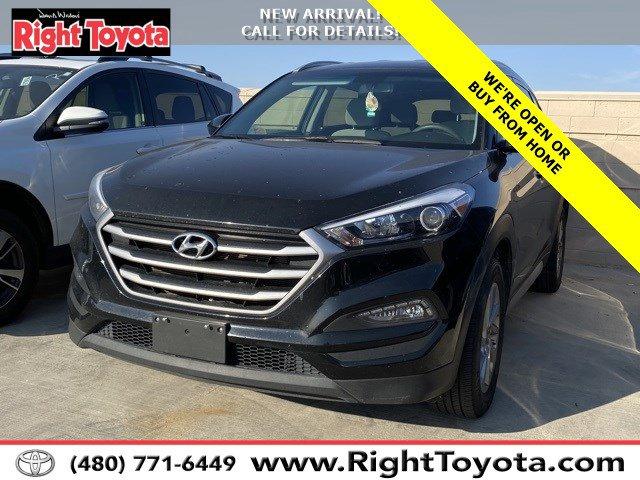 2018 Hyundai Tucson SEL SEL FWD Regular Unleaded I-4 2.0 L/122 [17]