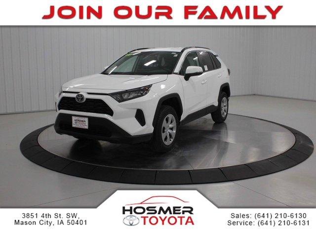 New 2020 Toyota RAV4 in Mason City, IA