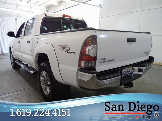 Used 2012 Toyota Tacoma 2WD Double Cab I4 AT PreRunner