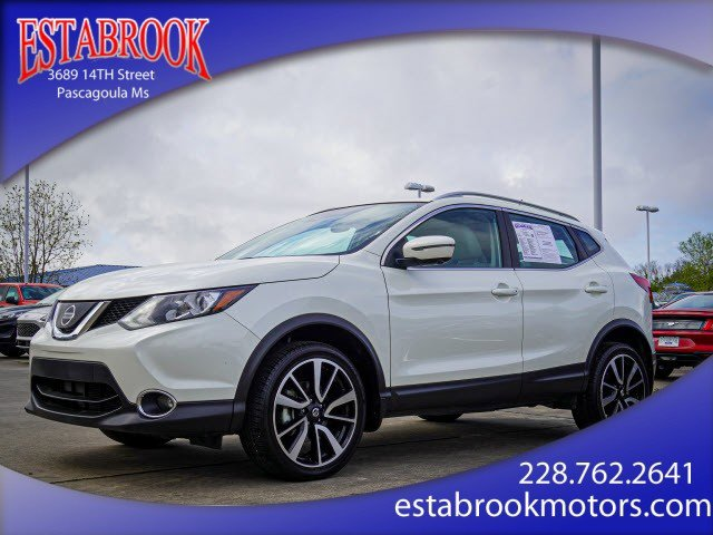 Used 2019 Nissan Rogue Sport in Pascagoula, MS