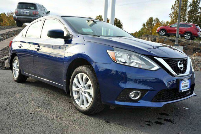 New 2019 Nissan Sentra in Pasco, WA