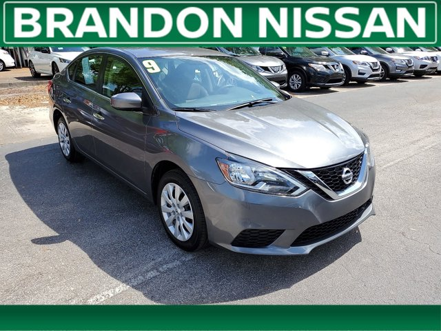 Used 2019 Nissan Sentra in Tampa, FL