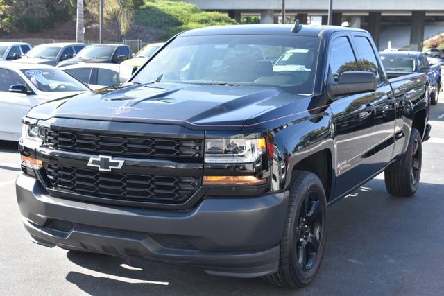 Used 2016 Chevrolet Silverado 1500 in Ventura, CA