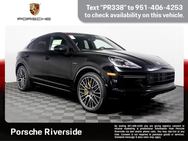 2020 Porsche Cayenne Turbo S Turbo S E-Hybrid Coupe AWD Twin Turbo Gas/Electric V-8 4.0 L/244 [11]
