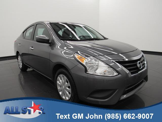 Used 2018 Nissan Versa in Denham Springs, LA