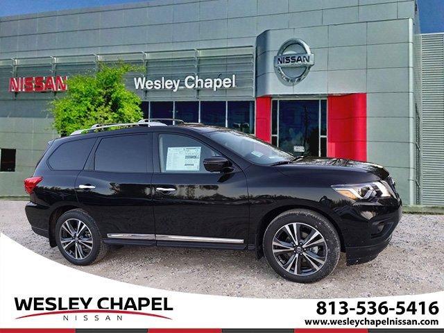 New 2020 Nissan Pathfinder in Wesley Chapel, FL