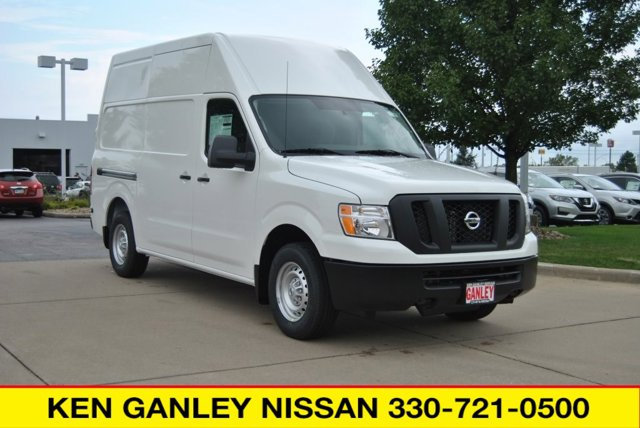 New 2019 Nissan NV Cargo in Medina, OH