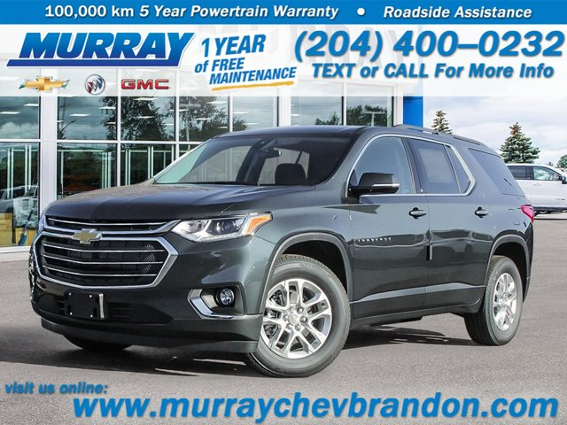 2021 Chevrolet Traverse  Gas V6 3.6L/ [12]