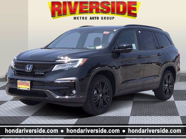 2021 Honda Pilot Black Edition Black Edition AWD Regular Unleaded V-6 3.5 L/212 [1]