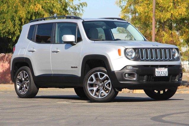 2015 Jeep Renegade Latitude 34