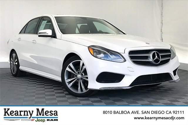 Used 2014 Mercedes-Benz E-Class in San Diego, CA