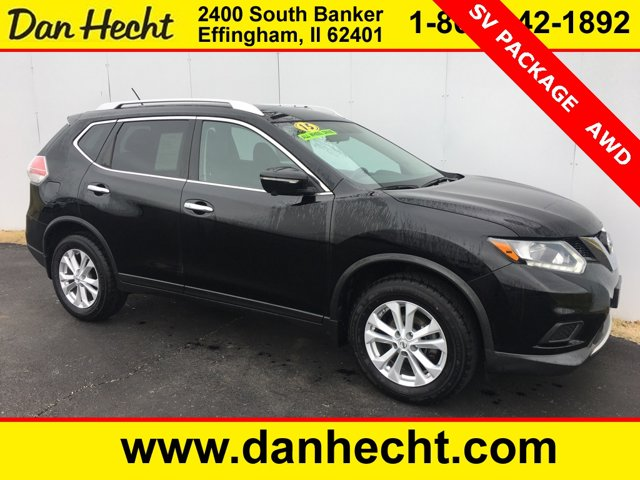 Used 2015 Nissan Rogue in Effingham, IL