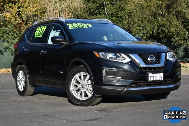 Used 2017 Nissan Rogue in Goleta, CA