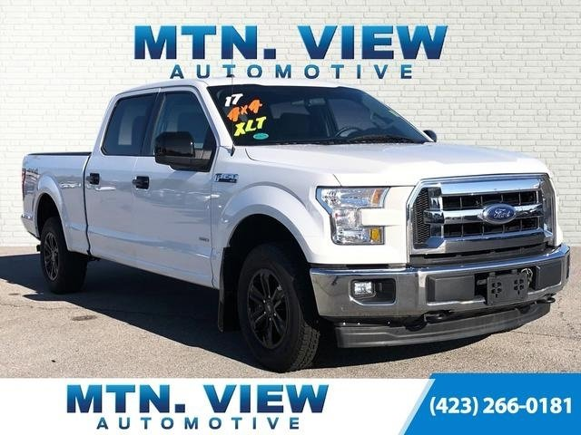 Used 2017 Ford F-150 in Chattanooga, TN