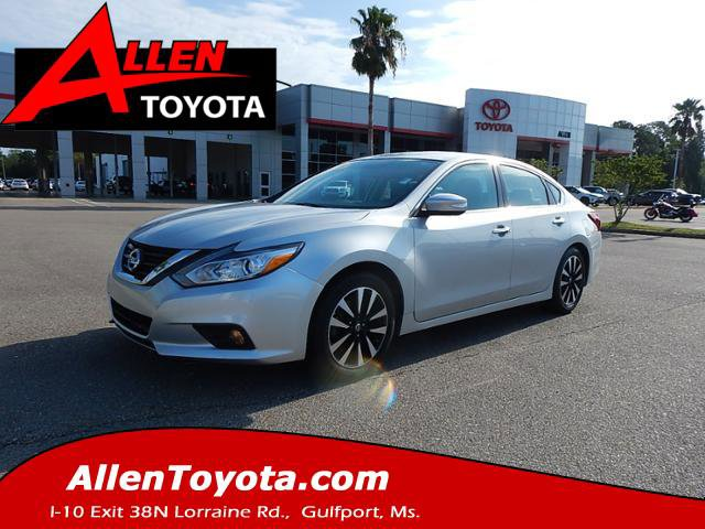 Used 2018 Nissan Altima in Gulfport, MS