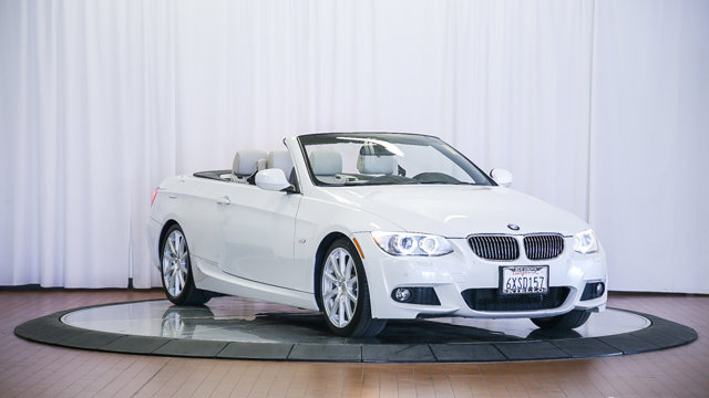 Used 2013 BMW 3 Series 2dr Conv 328i SULEV