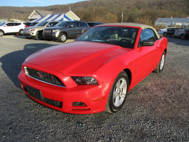 Used 2014 Ford Mustang in Fort Payne, AL