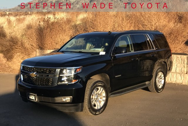 Used 2015 Chevrolet Tahoe in St. George, UT