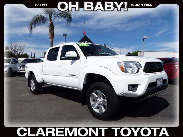 Used 2014 Toyota Tacoma in Claremont, CA