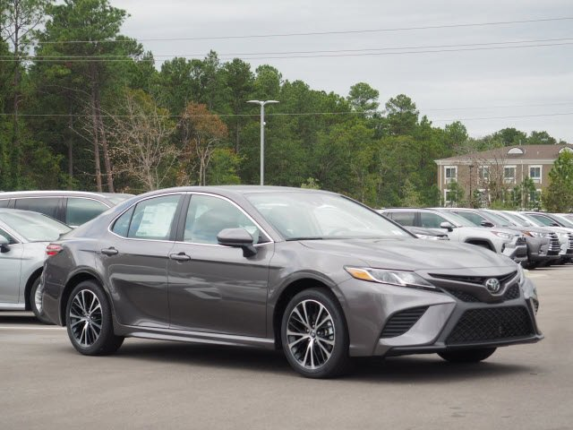 New 2020 Toyota Camry in Southern Pines, NC
