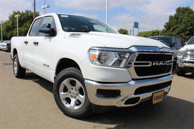2019 Ram 1500 Tradesman Tradesman 4x2 Quad Cab 6'4″ Box Regular Unleaded V-8 5.7 L/345 [4]