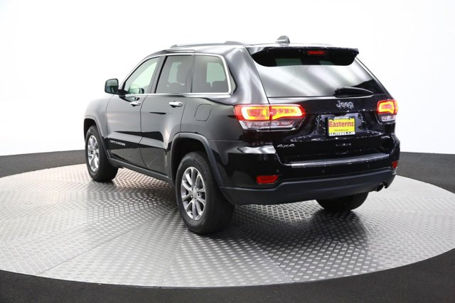2016 Jeep Grand Cherokee for sale 120555 12