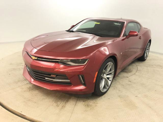 New 2018 Chevrolet Camaro in Indianapolis, IN