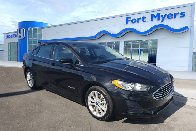 Used 2019 Ford Fusion Hybrid in Fort Myers, FL