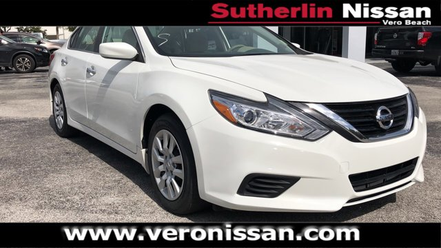 Used 2017 Nissan Altima in Vero Beach, FL
