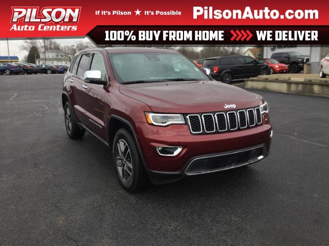 Used 2017 Jeep Grand Cherokee in Mattoon, IL