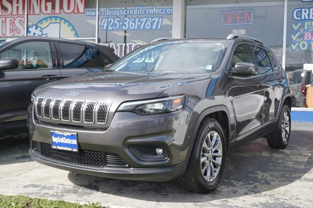 Used 2019 Jeep Cherokee in Lynnwood Seattle Kirkland Everett, WA