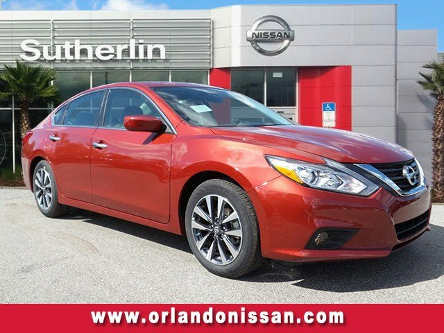 New 2017 Nissan Altima in Orlando, FL