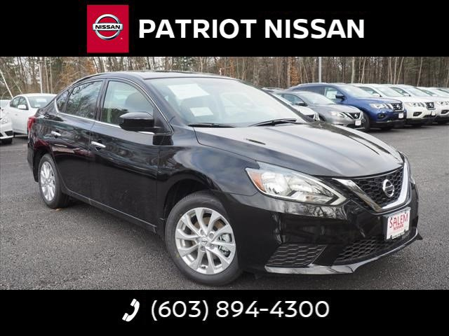 Used 2019 Nissan Sentra in Salem, NH