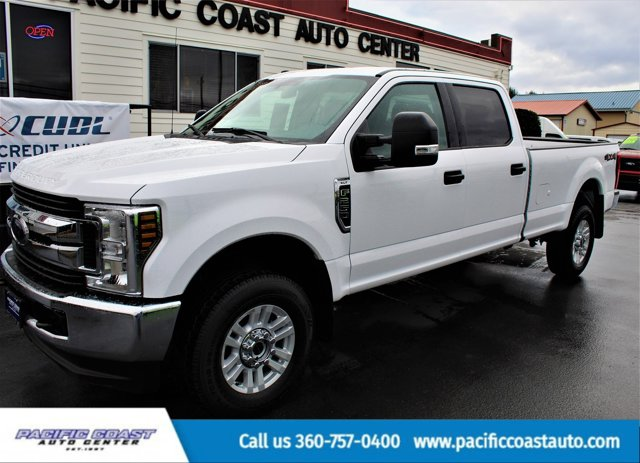 2019 Ford Super Duty F-250 SRW XLT PICKUP 4D 6 3/4 FT