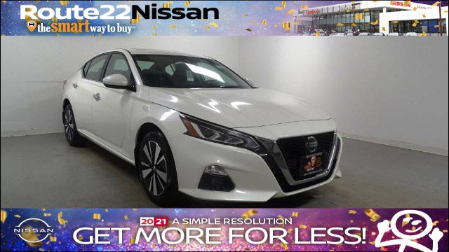 2021 Nissan Altima 2.5 SV 2.5 SV AWD Sedan Regular Unleaded I-4 2.5 L/152 [15]