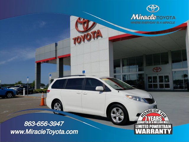 Used 2014 Toyota Sienna in Haines City, FL
