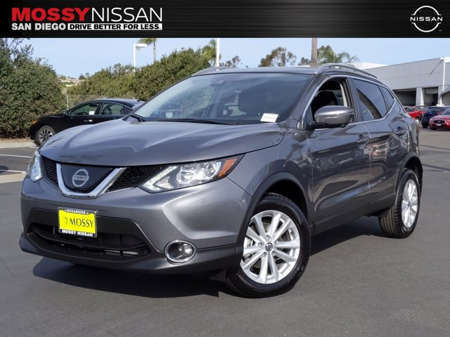 2019 Nissan Rogue Sport SV FWD FWD SV Regular Unleaded I-4 2.0 L/122 [0]