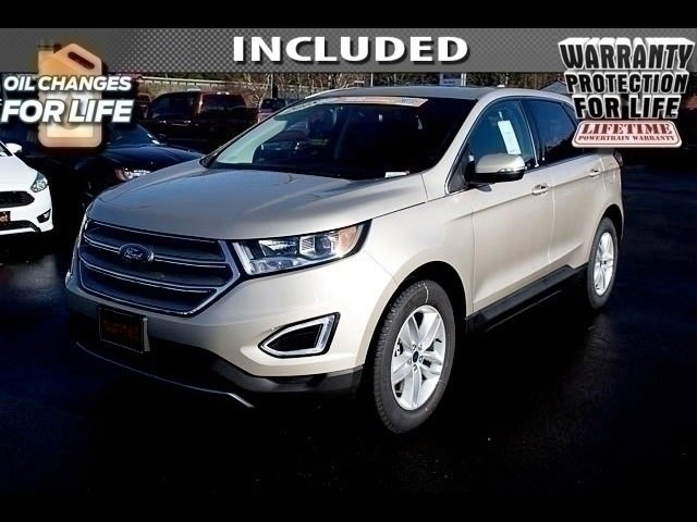 New 2018 Ford Edge in Sumner, WA