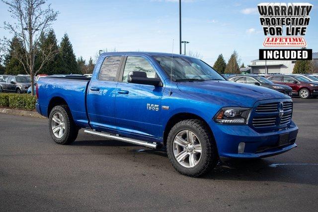 Used 2017 Ram 1500 in Sumner, WA
