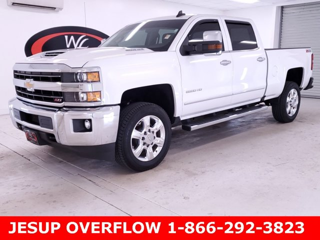 Used 2018 Chevrolet Silverado 2500HD in Baxley, GA
