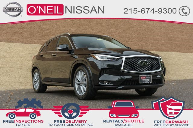 2019 INFINITI QX50 ESSENTIAL ESSENTIAL AWD Intercooled Turbo Premium Unleaded I-4 2.0 L/121 [18]