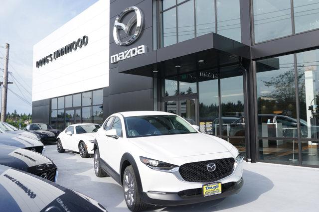 New 2021 Mazda CX-30 in Edmonds Lynnwood Seattle Kirkland Everett, WA