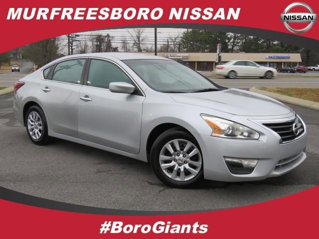 Used 2015 Nissan Altima in Murfreesboro, TN