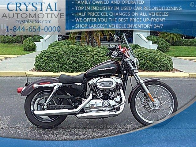 2005 Harley-Davidson Sportster  9880 miles VIN 1HD1CGP125K449189 Stock  1969853082