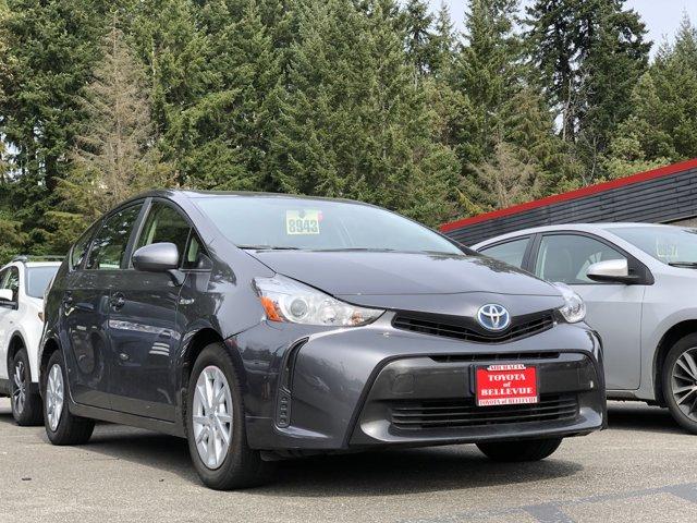 Used 2017 Toyota Prius v II