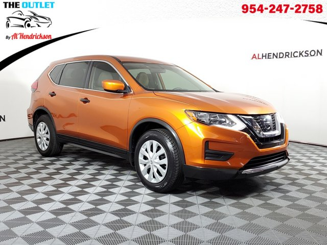 Used 2017 Nissan Rogue in Coconut Creek, FL