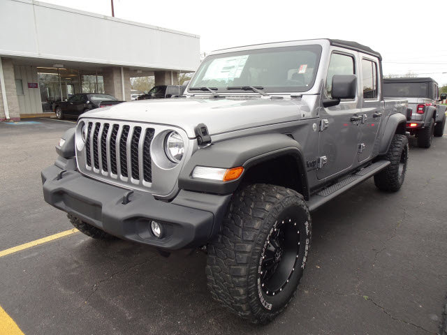 New 2020 Jeep Gladiator in Dothan & Enterprise, AL