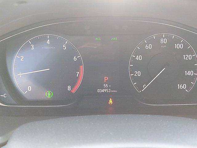 Used 2018 Honda Accord Sedan Touring 1.5T CVT
