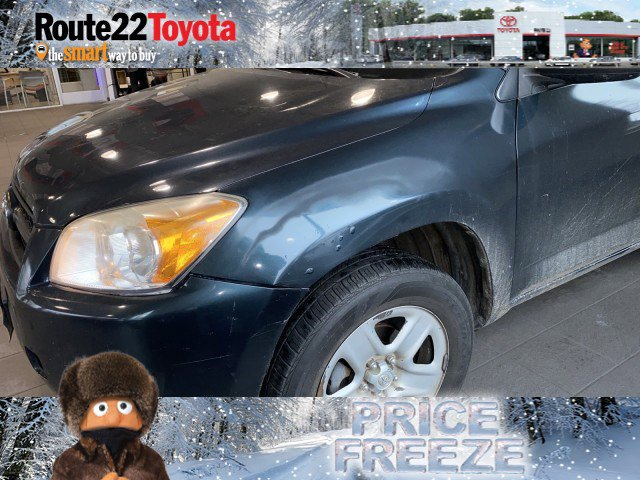 2011 Toyota RAV4 FWD 4dr 4-cyl 4-Spd AT Gas I4 2.5L/152 [1]